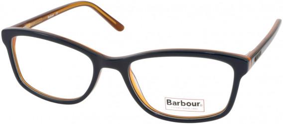 Barbour B068-52 glasses in Dark Blue