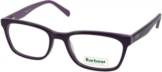 Barbour B057-52 glasses in Purple