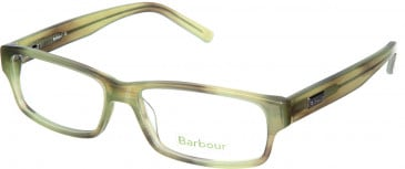 Barbour B007 glasses in Olive Tort