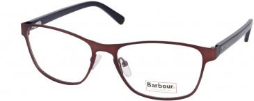 Barbour B065-51 glasses in Brown