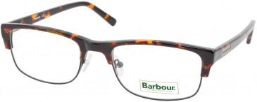 Barbour B059-55 glasses in Tort