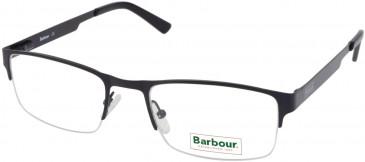 Barbour B052-53 glasses in Gunmetal