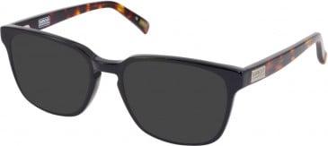 Barbour BI-029-52 sunglasses in Khaki