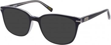 Barbour BI-021-51 sunglasses in Brown