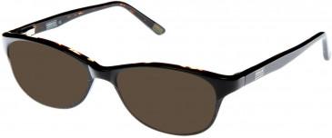 Barbour BI-020 sunglasses in Tort