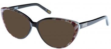 Barbour BI-015 sunglasses in Brown