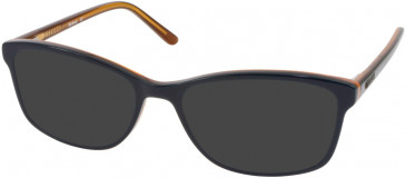 Barbour B068-54 sunglasses in Red