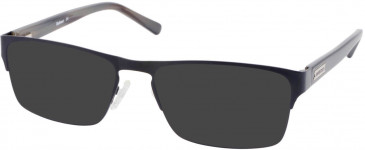 Barbour B060-55 sunglasses in Bronze