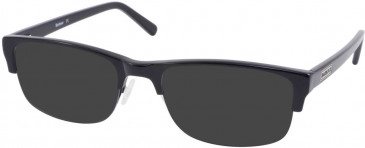 Barbour B059-55 sunglasses in Tort