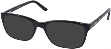 Barbour B058-53 sunglasses in Black