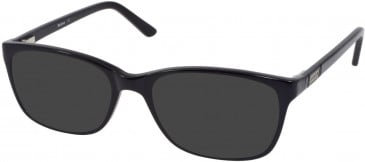 Barbour B058-51 sunglasses in Black