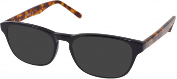 Barbour B055-52 sunglasses in Tort