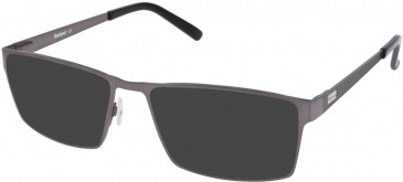 Barbour B049 sunglasses in Gunmetal