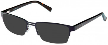 Barbour B045-53 sunglasses in Black