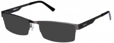 Barbour B027-55 sunglasses in Matt Silver