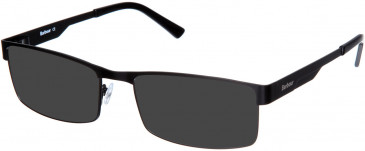 Barbour B026-58 sunglasses in Black