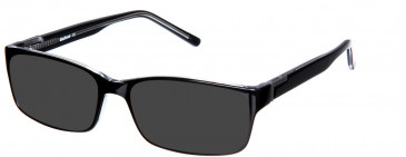 Barbour B014-55 sunglasses in Black