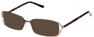 Barbour B005 sunglasses in Sandstone