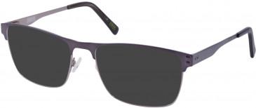 Barbour BI-031 sunglasses in Gun