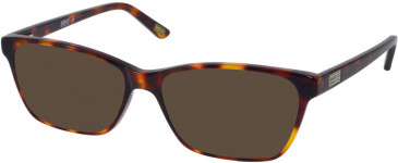 Barbour BI-026 sunglasses in Tort