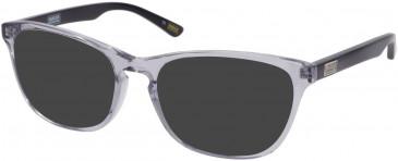 Barbour BI-023 sunglasses in Grey
