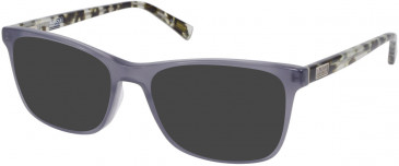 Barbour BI-022 sunglasses in Smoke