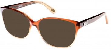 Barbour BI-016 sunglasses in Cerise