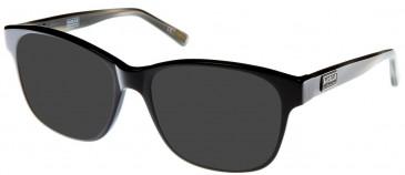 Barbour BI-014 sunglasses in Sherry