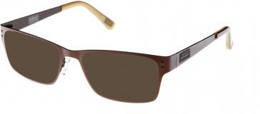 Barbour BI-005-55 sunglasses in Grey