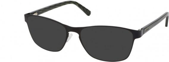 Barbour B065-51 sunglasses in Black