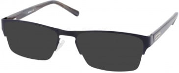 Barbour B061-52 sunglasses in Bronze