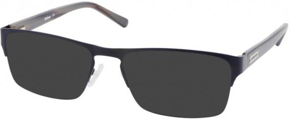 Barbour B060-55 sunglasses in Black