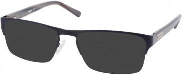 Barbour B060-55 sunglasses in Bronze