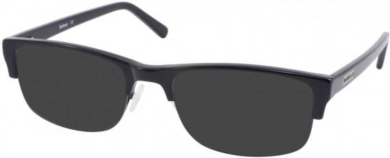 Barbour B059-55 sunglasses in Black