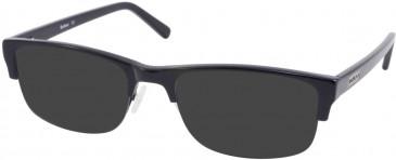 Barbour B059-53 sunglasses in Tort