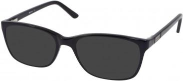 Barbour B058-51 sunglasses in Black