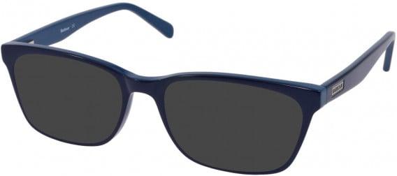 Barbour B057-50 sunglasses in Blue
