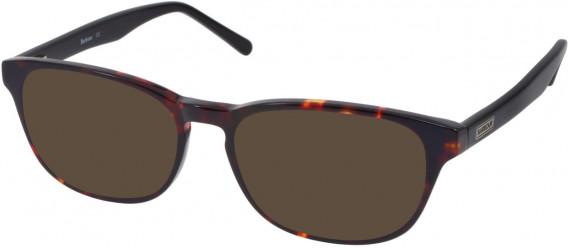 Barbour B055-52 sunglasses in Tort