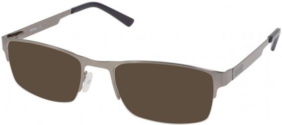 Barbour B052-55 sunglasses in Gunmetal