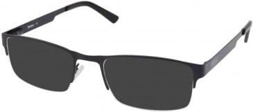 Barbour B052-53 sunglasses in Gunmetal