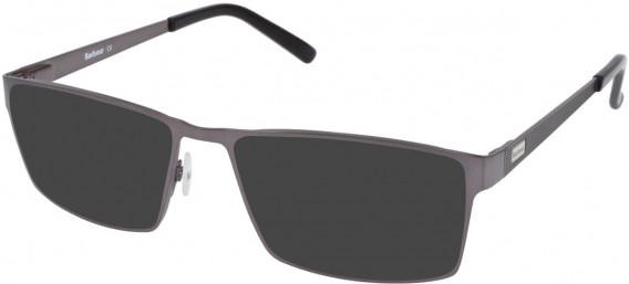 Barbour B049 sunglasses in Gunmetal