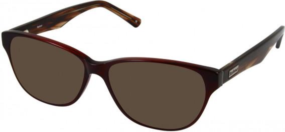 Barbour B047 sunglasses in Wine