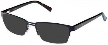 Barbour B045-53 sunglasses in Black