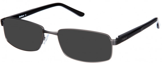 Barbour B028-58 sunglasses in Charcoal