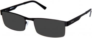 Barbour B026-58 sunglasses in Black