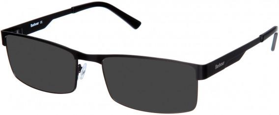 Barbour B026-56 sunglasses in Black