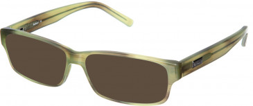 Barbour B007 sunglasses in Olive Tort