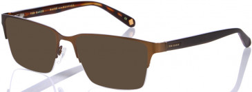 Ted Baker TB4260 sunglasses in Brown