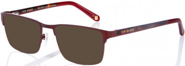 Ted Baker TB4258 sunglasses in Brown