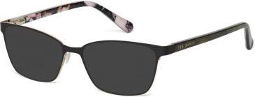 Ted Baker TB2257 sunglasses in Black